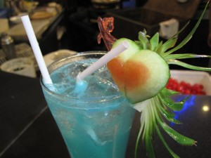 Blue Cocktail Thailand